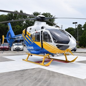 Singing River and Ochsner bring EMS EC135 to Gulf Coast