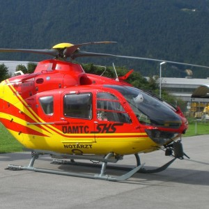 Skymedia leases in a Eurocopter EC135