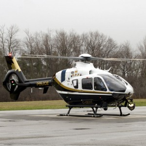 Why Ontario Provincial Police is Centralizing Helicopter Maintenance