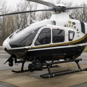 Eurocopter Canada delivers two EC135P2+ to Ontario Provincial Police