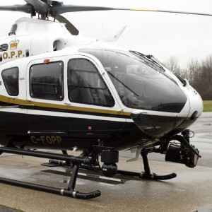 Ontario budgets for a new police helicopter