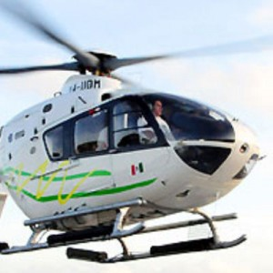 Mexico's Pegaso recognized for flying an EC135 for over 2000 hours in one year