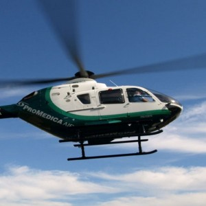 ProMedica Air purchases second EC135