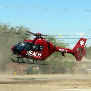 REACH Air Medical Services acquired by AMGH