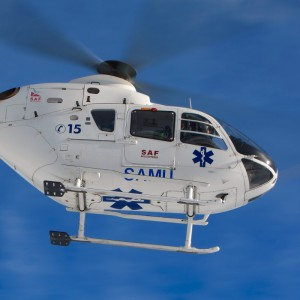 Air Methods is launch customer for newest EC135 version