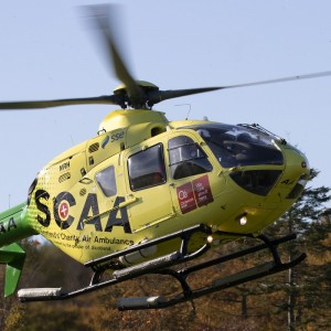 Scotland's Charity Air Ambulance to add second base at Aberdeen