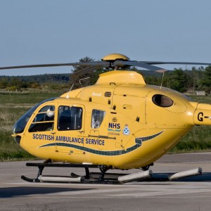 Scotland's Charity Air Ambulance to upgrade from Bo105 to EC135