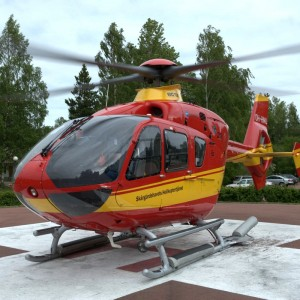 Finland: SHT wins 10 year contract for three EMS bases