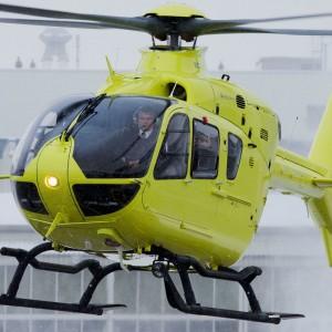 Three more EC135s for Finland's SHT