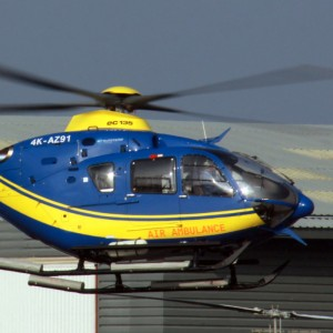 Avincis Group lease two EC135s from AgustaWestland