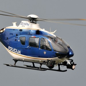 Heli-One upgrades EC135 for Slovenian National Police