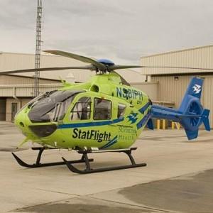 St.Vincent unveils new air ambulance agreement