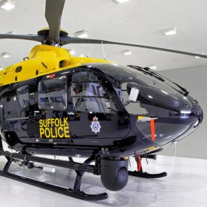 Suffolk police could turn to drones to cut helicopter costs