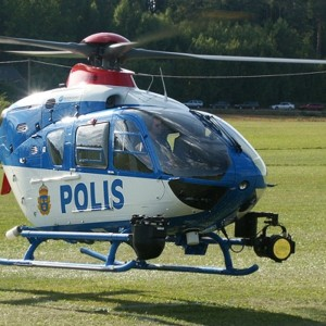 Military helicopters to support Swedish Police