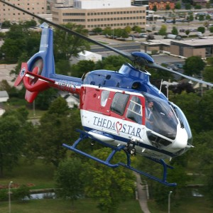 New ThedaStar helicopter launched