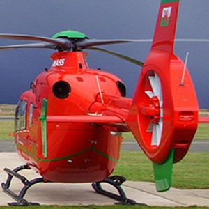 Wales Air Ambulance and Bond Air Services celebrate 10 years of partnership