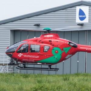 Babcock confirm Wales Air Ambulance to start night flying