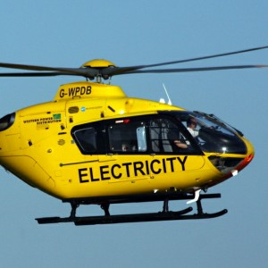 Babcock to upgrade five EC135s for WPD