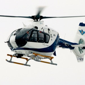 Eurocopter displays at China Helicopter Exposition