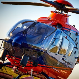 Airbus celebrates 20 year of the H135