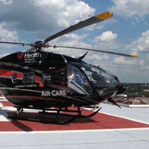 University of Cincinnati Medical Center to build new base for Air Care 3