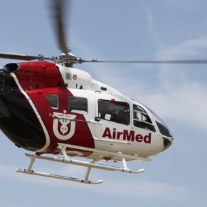 Becker digital audio system selected for Utah AirMed EC145