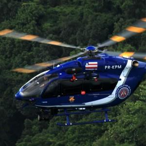 Brazil – Bahia State Public Security receive EC145