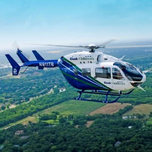 Metro Aviation welcomes Cook Children's Teddy Bear Transport to the family
