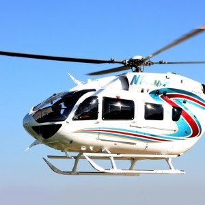 American Eurocopter features corporate EC145 at NBAA 2013