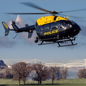 UK's Devon & Cornwall Police takes delivery of a new EC145