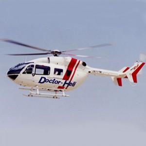 Kawasaki EC145 Medevac Delivered to Central Helicopter Service