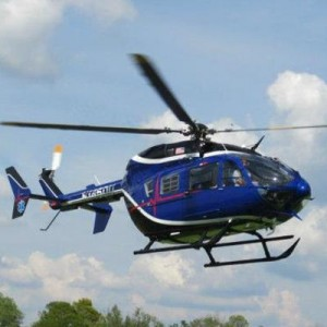 Duke Life Flight Receives HeliWagon