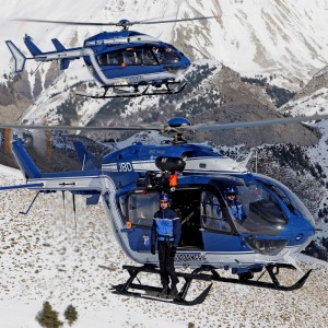 Airbus Helicopters signs 5 year EC145 support contract with French law enforcement fleets