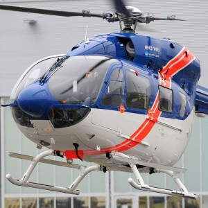 Eurocopter delivers two EC145 to Helicopteros Marinos for Offshore Missions