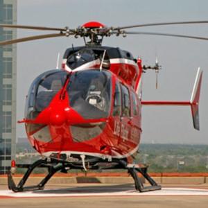 Safety Bucks Presentation to Memorial Hermann Life Flight