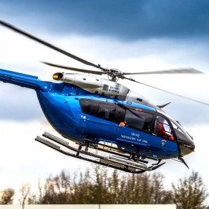 Iraq Ministry of Oil receives four EC145s