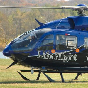 LifeFlight – first EMS Helicopter in Iowa to carry blood