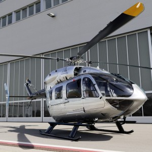 Henan New Continental Business Aviation orders Asia's first EC145 Mercedes-Benz Style