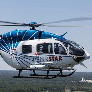 PennSTAR adds EC145 to air medical fleet