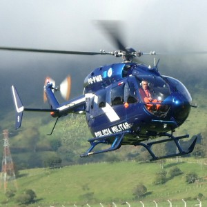 Helibras delivers first of two EC145s to Rio Police, ready for 2016 Olympic Games