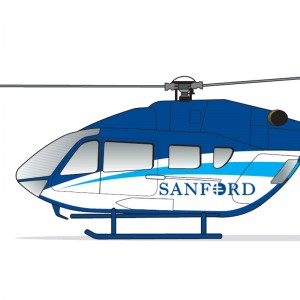 Sanford Health purchases three EC145s