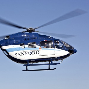 Sanford AirMed Stationed at Fargo Hospital