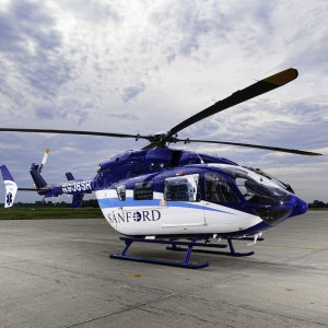 Sanford AirMed moving from airport to new hospital pad
