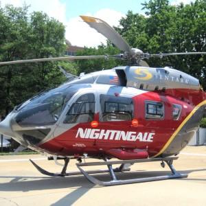 Sentara Nightingale EC145 campaign reaches fundraising goal