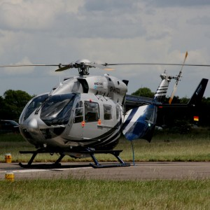 Virginia State Police showcases new EMS EC145