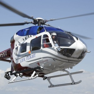 Stanford Life Flight helipad temporarily relocated