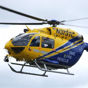Travis County STAR Flight confirms order for an EC145 at Heli-Expo