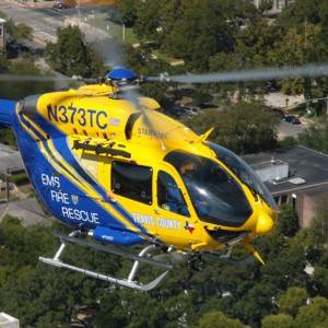 Metro Aviation takes EC145e and Star Flight EC145 to ALEA 2015