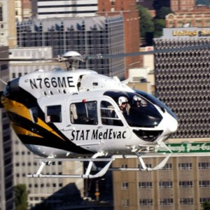 Three EC135s and two EC145s for Stat MedEvac