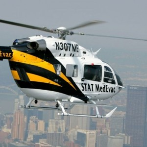 STAT MedEvac to provide plasma on helicopters